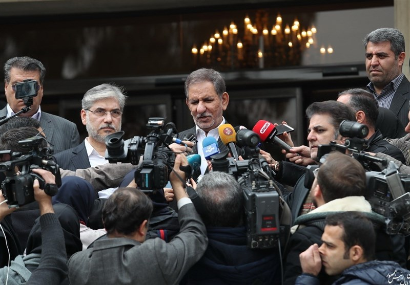 Iran VP: Elections Turnout High