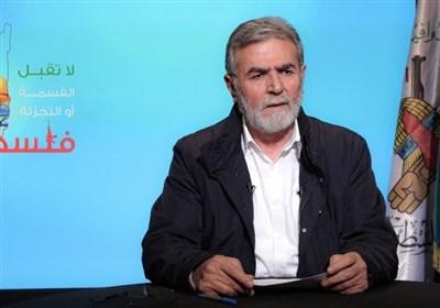دبیرکل جهاد اسلامی: اهمیت بیانات رهبر معظم انقلاب اسلامی کمتر از خود روز قدس نبود