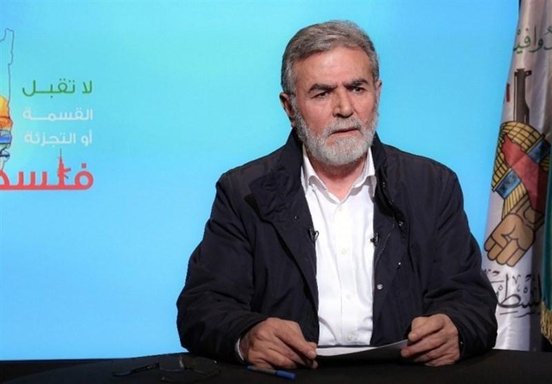 دبیرکل جهاد اسلامی : تحریمهای ایران به سبب حمایت از مسئله فلسطین است