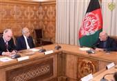 افغانستان  خلیلزاد پس از دیدار با ائتلاف شمال با اشرف غنی دیدار کرد