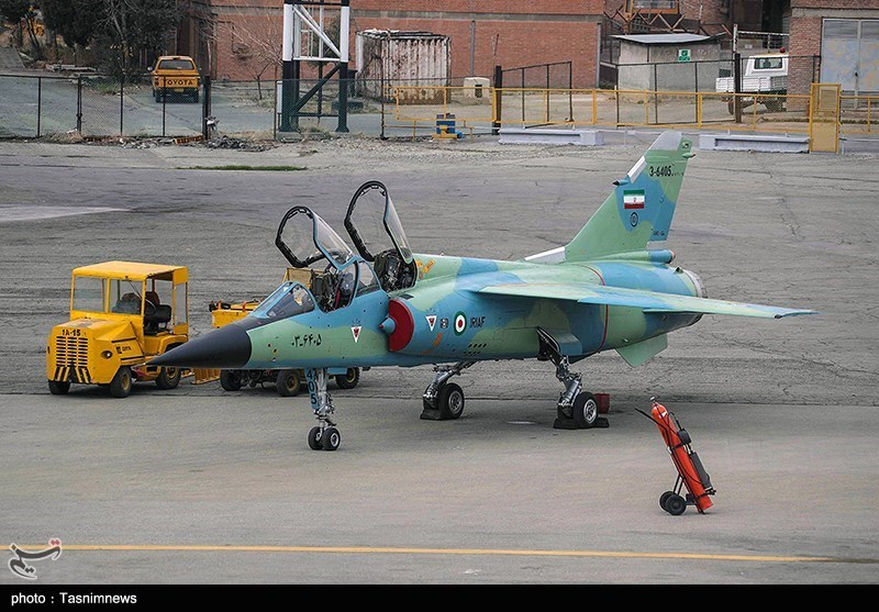 تحویل 8 فروند هواپیمای نظامی بازآمد سازی (اورهال) شده به نیروی هوایی ارتش