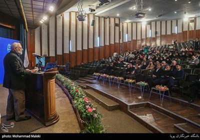 سخنرانی محمدجواد لاریجانی در نخستین کنفرانس ملی علوم شناختی و رسانه