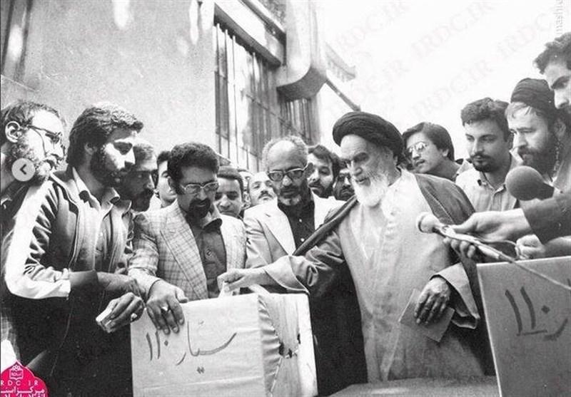 نماهنگ  تکلیف شرعی مردم در انتخابات در بیان امام خمینی (ره)
