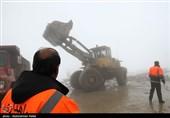700 نیروی راهداری کرمانشاه برای فصل زمستان آمادگی کامل دارند