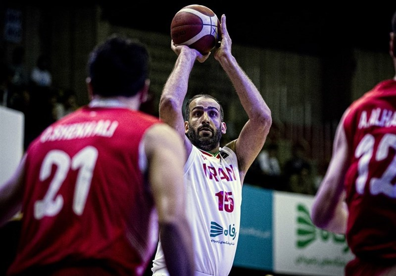 Iran Starts FIBA Asia Cup Qualifiers on High Note