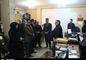 بازدید استاندار آذربایجان غربی از ستاد انتخابات شهرستان ارومیه به روایت تصویر