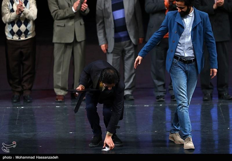 مراسم اختتامیه سیوپنجمین جشنواره موسیقی فجر