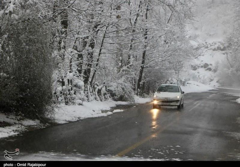 هواشناسی ایران 98/12/9|آغاز بارش برف و باران 4 روزه از فردا