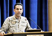 ائتلاف سعودی مدعی انهدام یک فروند پهپاد انصارالله شد