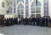 انتخابات ایران  مردم ارومیه همزمان با سراسر کشور در پای صندوقهای رأی حاضر شدند