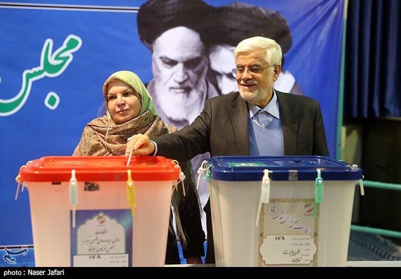 عارف: حضور پای صندوق رای را موجب تداوم امنیت، یکپارچگی و پیشرفت ایران میدانم