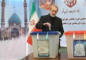 Iran Parliament Speaker: High Voter Turnout to Reduce Hostile Pressures