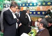 انتخابات ایران  استاندار البرز رای خود را به صندوق انداخت