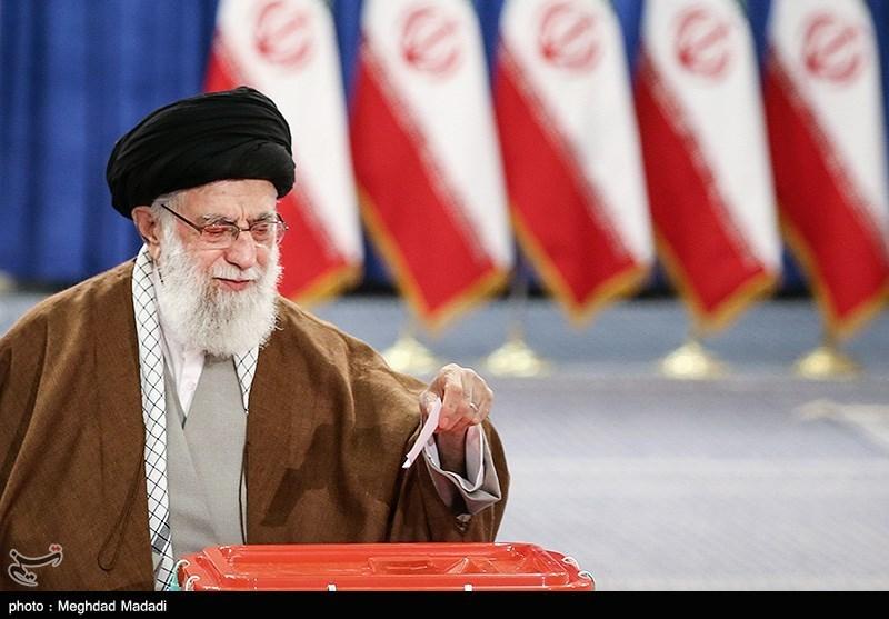 ایران میں پارلیمانی انتخابات کے لئے ووٹنگ جاری+ تصاویر