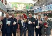 آخرین اخبار انتخابات استان زنجان| حماسهآفرینی مردم پایتخت شور و شعور حسینی همزمان با سراسر کشور