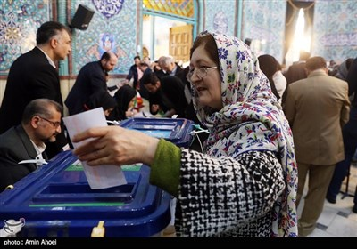 Iranians Cast Votes in Parliamentary Elections amid US Animosity