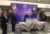 انتخابات مجلس 98 |روحانی رأی خود را به صندوق انداخت