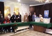 انتخابات مجلس98  آیتالله جنتی در انتخابات شرکت کرد