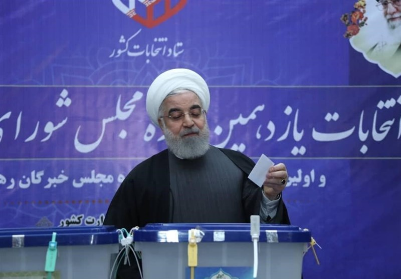 Elections to Further Frustrate Foes: Iran's President