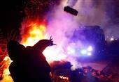 ویروس کرونا| تظاهراتکنندگان اوکراینی به سمت افراد تخلیهشده از چین سنگ پرتاب کردند