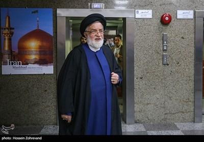 حجتالاسلام شهیدی رئیس بنیاد شهید و امور ایثارگران