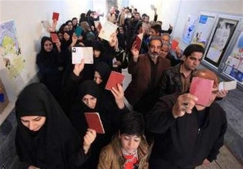 گزارش خبرنگاران تسنیم| حضور پرشور مردم در 4 ساعت اولیه اخذ رای در تهران و دیگر شهرها/ مشارکت در قم بالاست