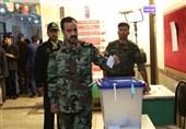 انتخابات ایران| فرمانده انتظامی استان ایلام رأی خود را به صندوق انداخت