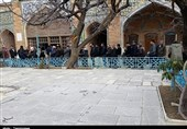 انتخابات ایران|صفهای طولانی اخذ رأی در استان کردستان