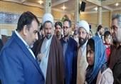 انتخابات ایران| فرماندار رباط کریم رای خود را به صندوق انداخت
