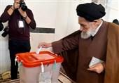 انتخابات ایران  دعوت آیتالله قریشی برای حضور حداکثری مردم در انتخابات مجلس