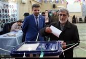 اختصاصی| فرمانده نیروی قدس رای خود را به صندوق انداخت