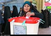 یازدهمین دوره انتخابات مجلس در گلزار شهدای کرمان