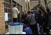 انتخابات ایران| استاندار کردستان رای خود را به صندوق انداخت