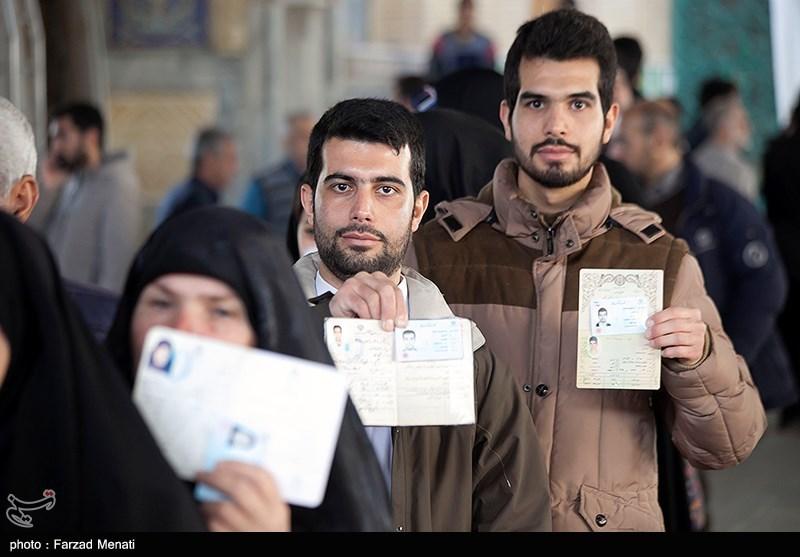 انتخابات ایران| زاگرسنشینان باز هم حماسه آفریدند / زنان و مردان کرمانشاهی پشتیبانی خود از نظام را اعلام کردند+ تصویر