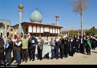 انتخابات یازدهمین دوره مجلس شورای اسلامی در شیراز