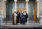انتخابات ایران| روایتی تسنیم از دلدادگی مردم در قم/همه امروز برای ایران آمده بودند + تصاویر