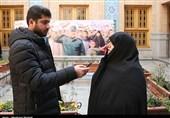 همسر شهید طهرانی مقدم: حضور پر شور مردم در انتخابات روح حاج حسن و حاج قاسم را شاد و دشمن را نا امید میکند