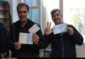 انتخابات ایران| کاشانیها با یاد سردار دلها پای صندوقهای رای حاضر شدند + فیلم