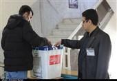 انتخابات ایران| تجربه رای دادن در شعبههای سیار خراسان رضوی / آتشنشانان مشهد از حماسهسازی جا نماندند
