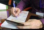 انتخابات ایران | خبرنگاران یزدی رای خود را به صندوق انداختند