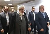 بازدید حجتالاسلام محمدی گلپایگانی از ستاد انتخابات کشور
