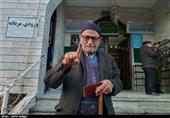 حضور باشکوه مردم گیلان در انتخابات به روایت تصویر