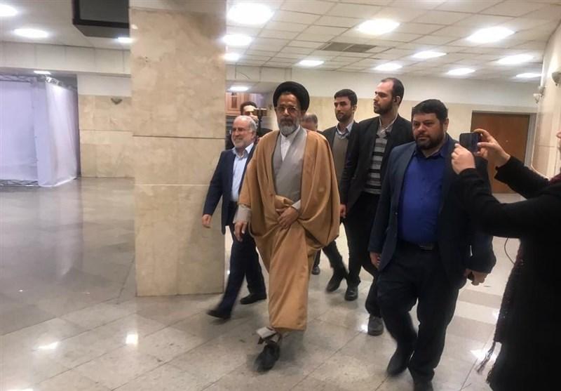 بازدید حجتالاسلام علوی از ستاد انتخابات کشور