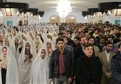 انتخابات ایران| صندوقهای رای حرم مطهررضوی میزبان عروس و دامادهای دانشجو