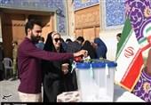 رسالت بسیج و سپاه تلاش برای حضور حداکثری مردم در پای صندوق رای است