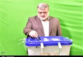 انتخابات ایران | بازدید استاندار خراسان جنوبی از شعب اخذ رأی خراسان جنوبی به روایت تصویر