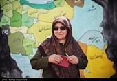 شرکت کنندگان در رأیگیری یازدهمین دوره انتخابات مجلس در گلستان