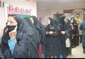 جلوههای انتخابات در یاسوج