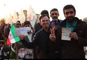 اصفهان  وقتی رأی اولیهای اصفهان رأی خود را ادامه راه امام خمینی (ره) میدانند + فیلم