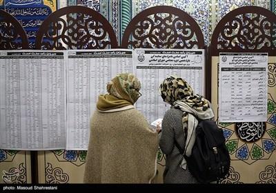 یازدهمین دوره انتخابات مجلس در تهران (8)